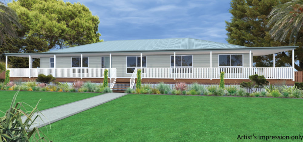 Maranoa Floor Plan New Home Design