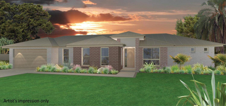 Montville Floor Plan New Home Design